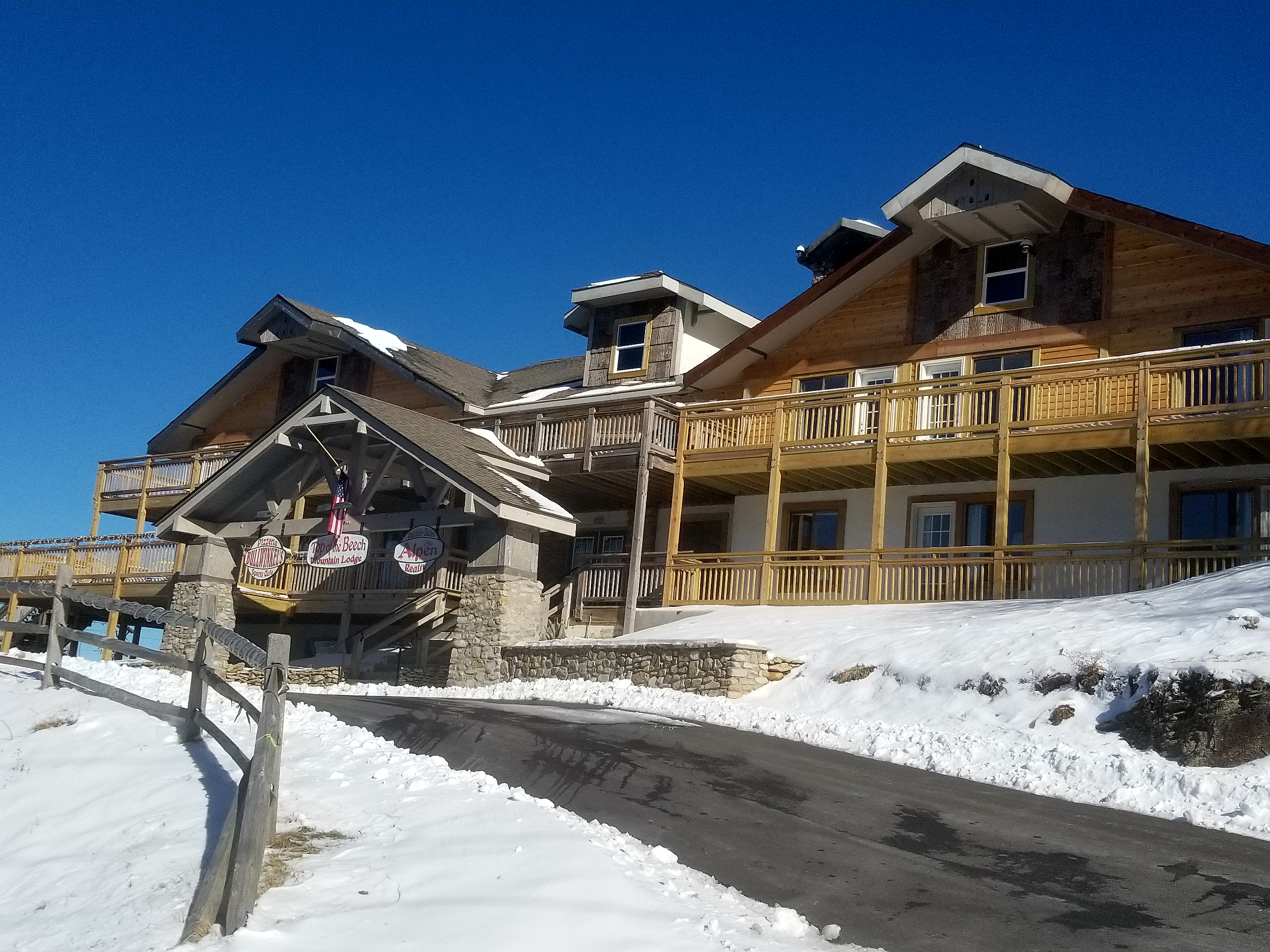 beech mountain resort, lodging, hotel,